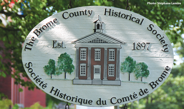 Brome County Historical Museum