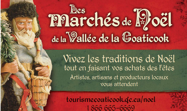 Marché de Noël au verger le Gros Pierre - December 8 and 15, 201