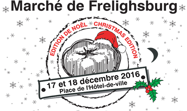 Christmas Market in Frelighsburg - 17 and 18 dec.