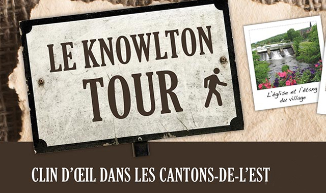 Knowlton heritage tour