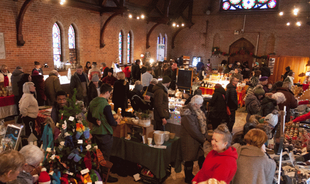 Christmas Market in Frelighsburg - December 15 and 1, 2018