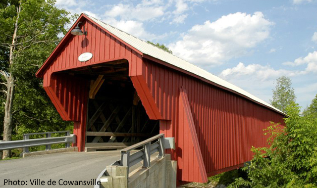 Freeport covered bridge