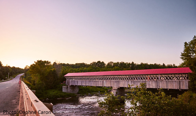 McVetty-McKenzie covered bridge
