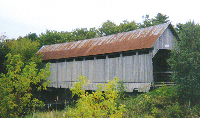 Drouin covered Bridge
