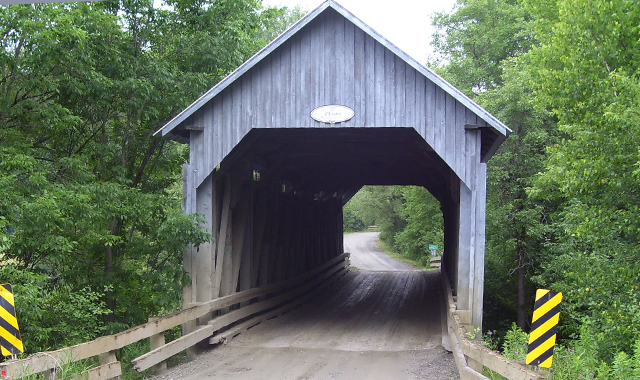 Eustis covered Bridge