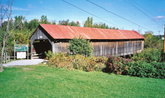 John-Cook covered Bridge